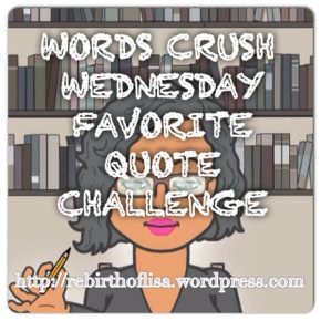 Word Crush Wednesday
